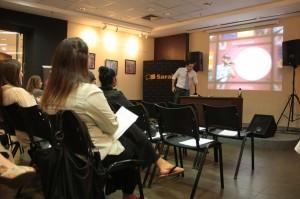 Workshop Heterogeneidade em Sala de Aula: presença de educadores e profissionais da educação na Livraria Saraiva do Shopping Iguatemi Campinas.