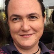 Professora Karina Vicentin