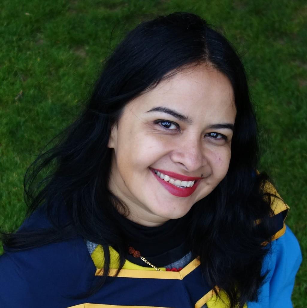 Professora Sandra Rodrigues