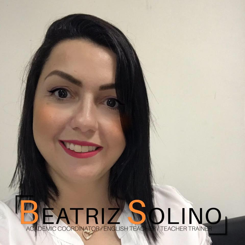 Professor Beatriz Solino